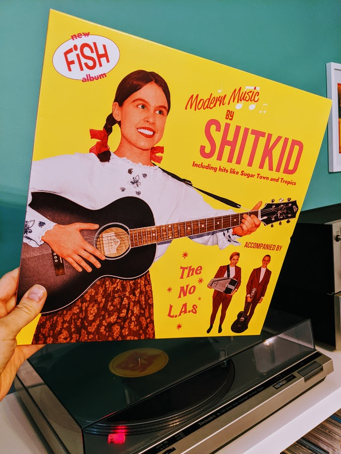 shitkid album cover